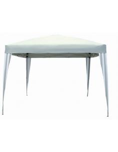 Tente pliante en aluminium 3x3 mètres