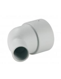 Terminación en codo para calefacción 35 mm Truma
