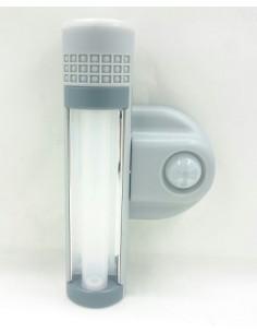 Lampe mit extra flachem Sensor