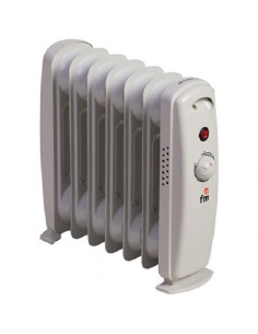 Mini radiador de aceite FM RW-MINI de 7 elementos