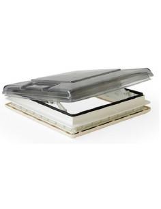 Oberlicht-Entlüftungskristall 50 x 50 cm Fiamma