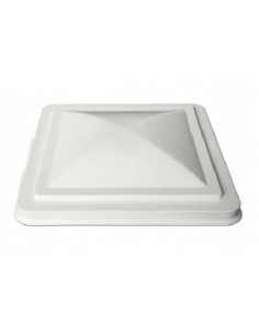 Abdeckung für weißes Dachfenster Vent 40 x 40 cm Fiamma
