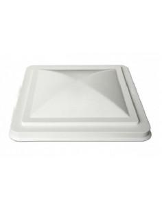 Tapadera para claraboya blanca Vent  40 x 40 cm Fiamma
