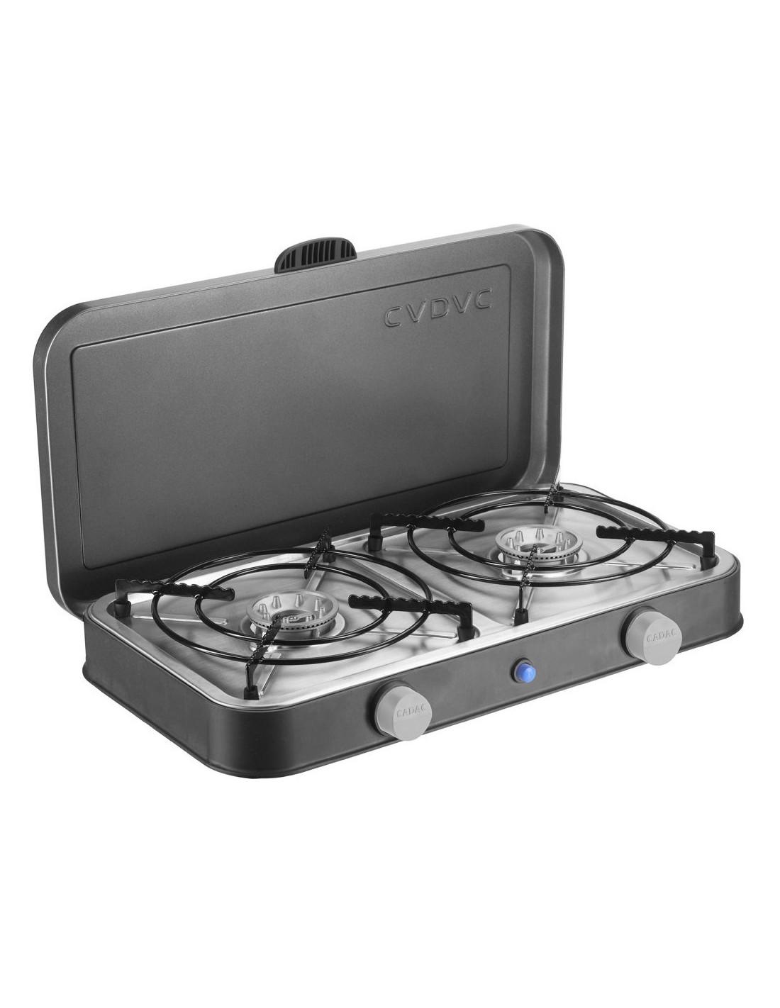 Cocina hornillo y plancha cadac 2 cook deluxe tienda de for Cocina de gas profesional