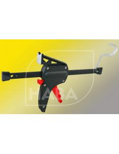 Pistola de tensor de hierros de avance