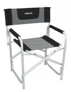 Alumnio colou a cadeira do diretor. Midland