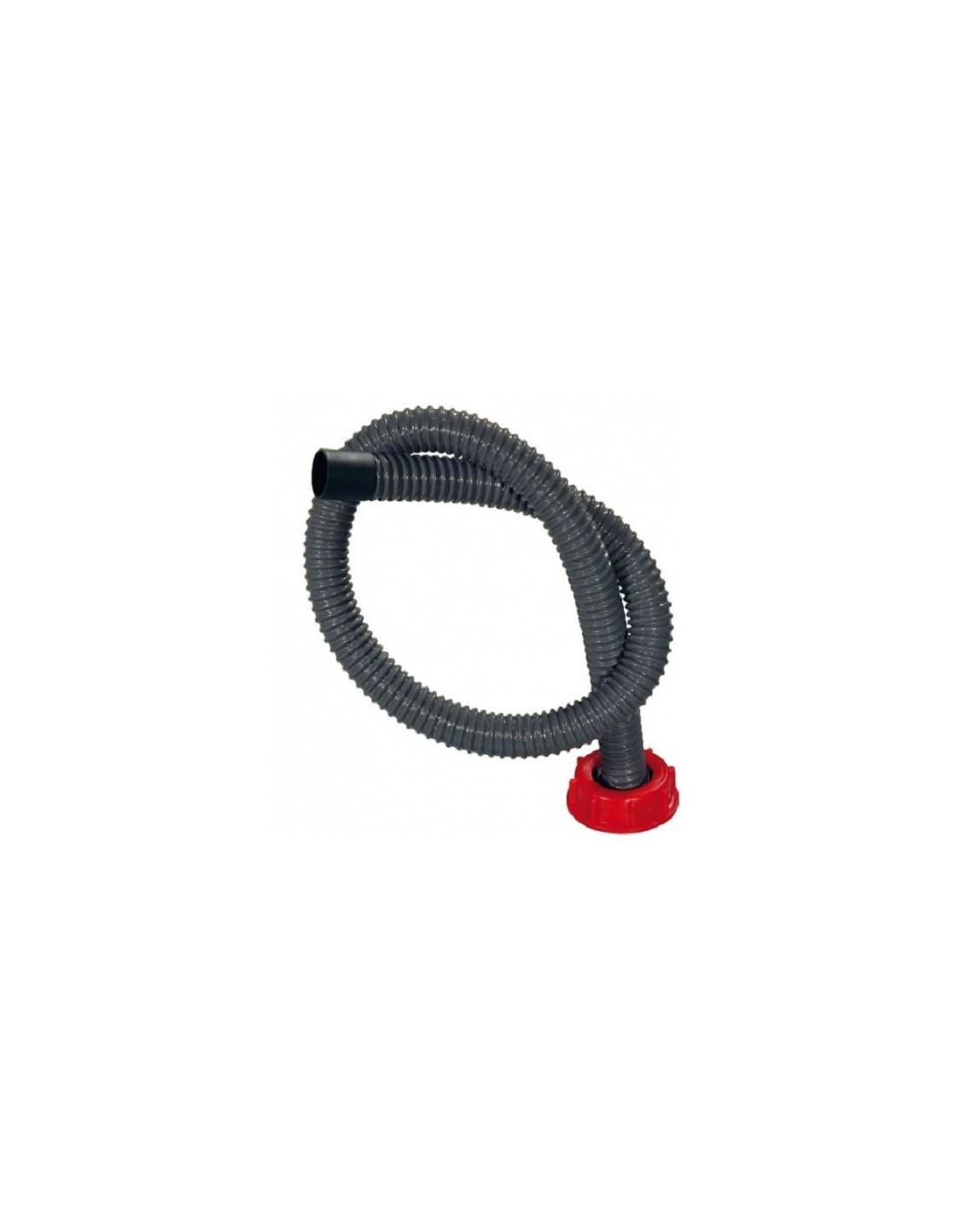 Tubo corrugado de 1 metro con tap n din 61 para bid n for Tubo corrugado reforzado