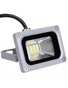 Foco proyector LED 10w 12v para camping