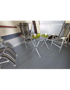 Carpete Tapis para piso 500gr / m PVC 250 X 450 cm Midland.