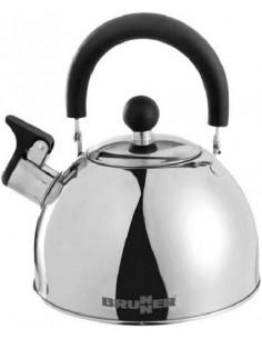 Bouilloire Dayo 1,8 litre en acier inoxydable Brunner