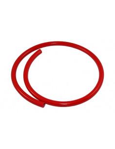 Manguera roja flexible de agua potable