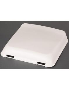 Cobertura branca sobressalente para a clarabóia Fiamma Vent 28