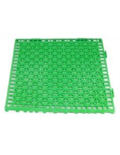 Dalle en plastique 30 X 30 CM Leinwand.