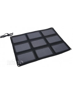Panel solar plegable 50W 96x68x0,8mm