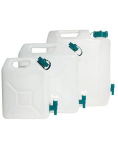 Bidón de uso doméstico con grifo 35 litros Ref: Proyecto INNVAL15-20