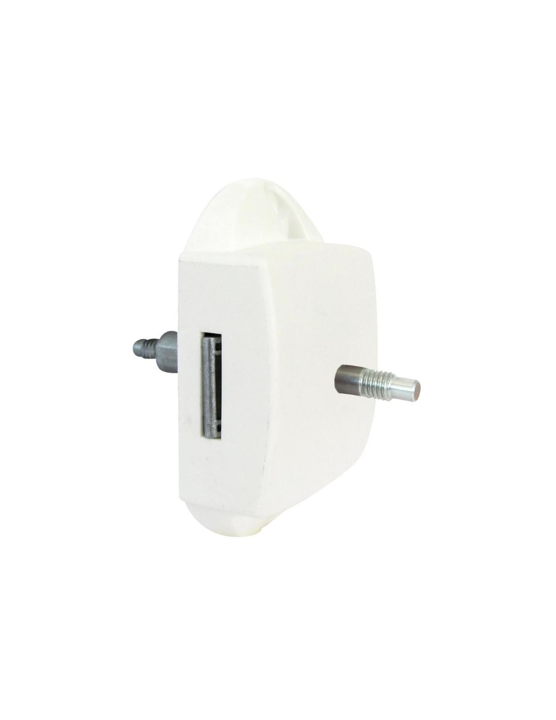 Cerradura y tirador con apertura interior y exterior for Cerraduras para exterior