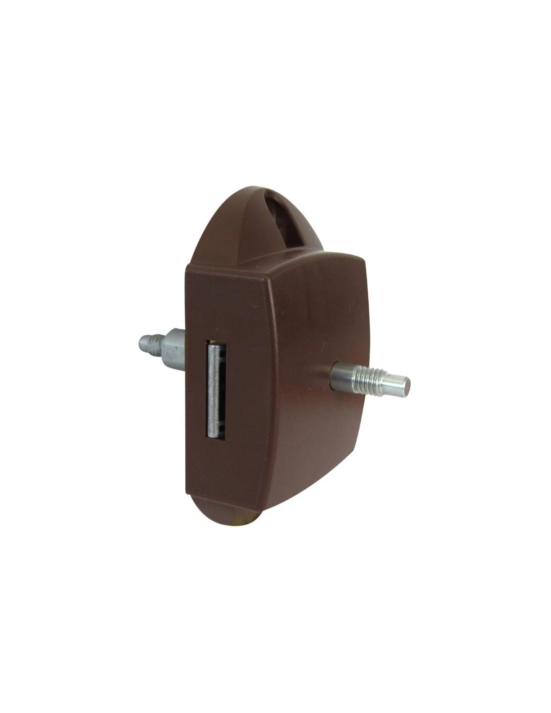 Cerradura y tirador con apertura interior y exterior for Interior y exterior