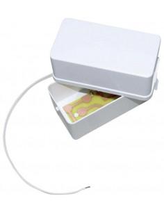 Pack de bateria 4R25 Varta 6V com caixa de proteção Barwing