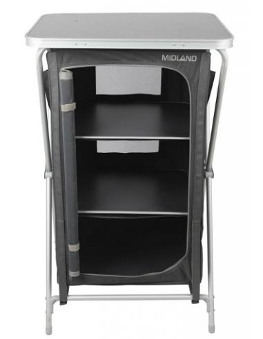 Mueble de cocina midland saturne tienda de camping online for Mueble cocina camping alcampo