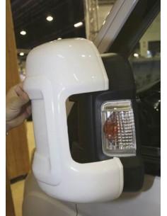 Protector retrovisor blanco Milenco Ducato