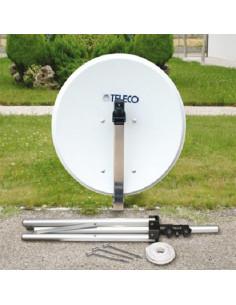 Parabólica portátil Teleco 65 cm
