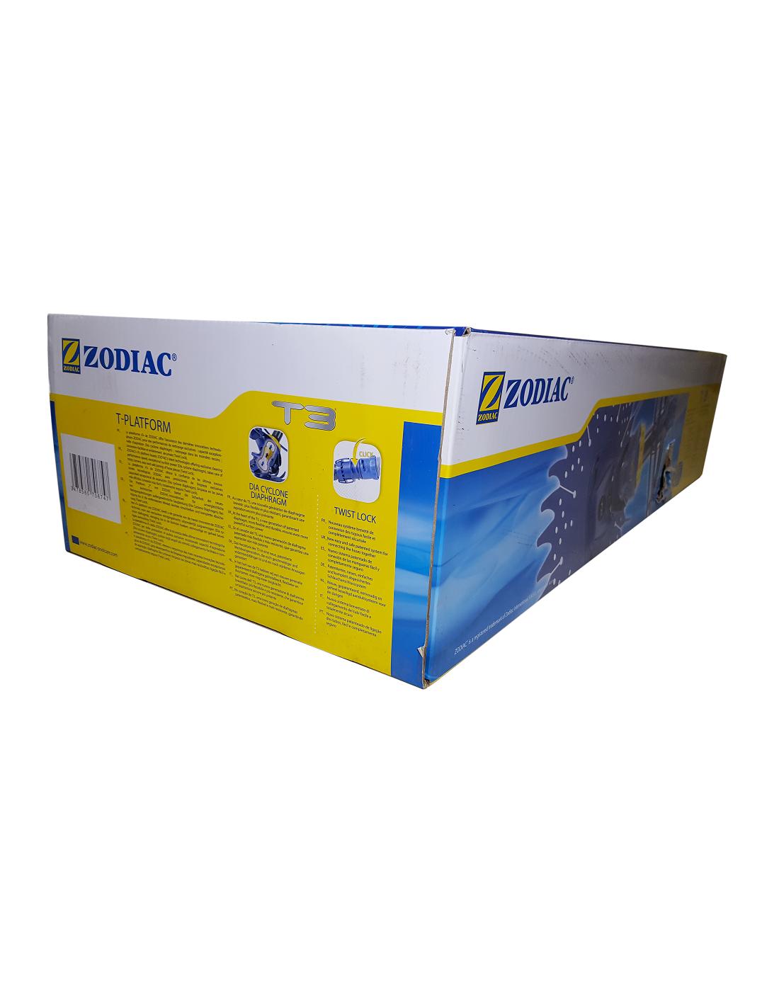 Zodiac t3 pulpo limpiafondos piscina regalo tienda de for Pulpo para piscina
