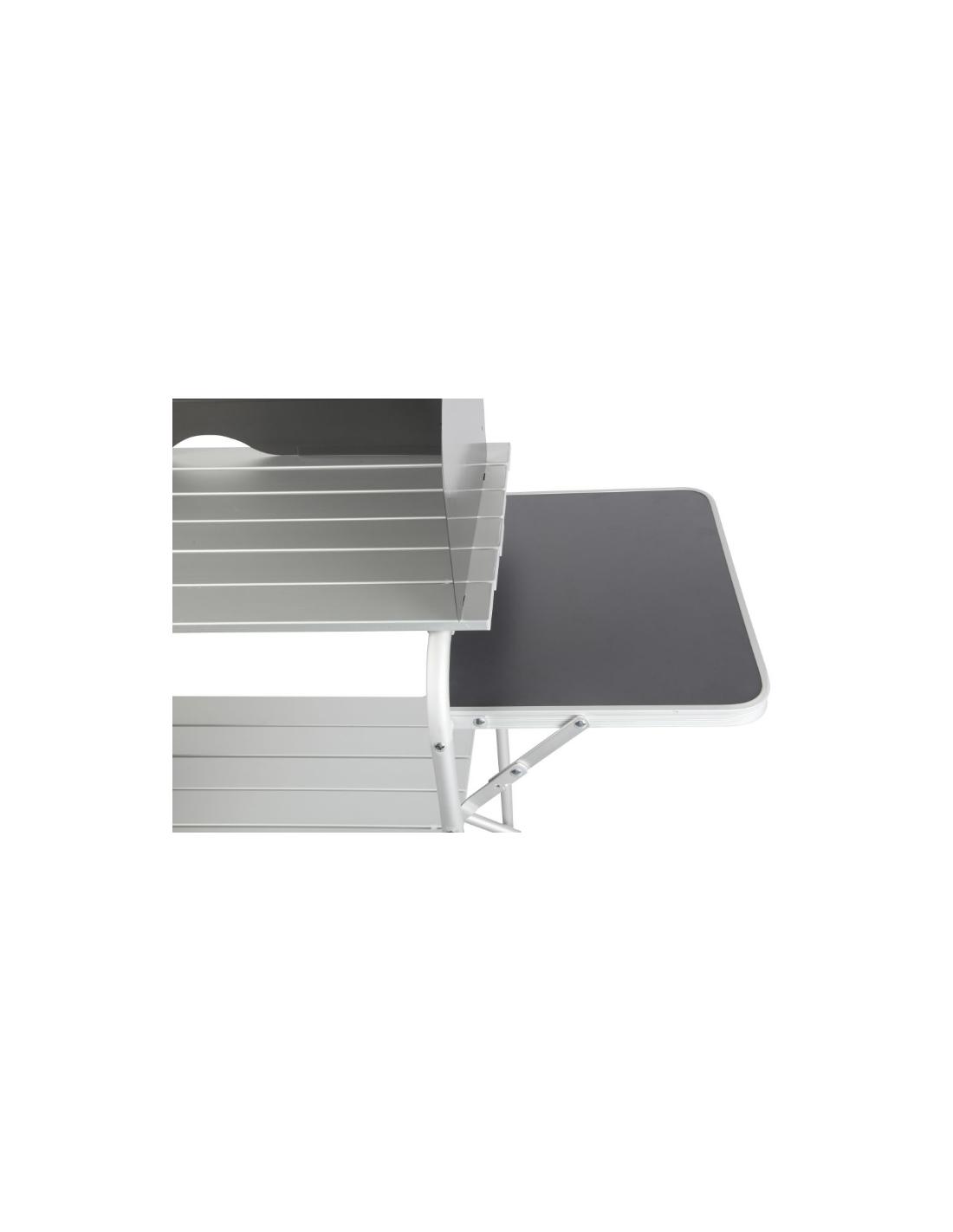 Mueble cocina aluminio Midland Cuisine Egena totalmente plegable ...