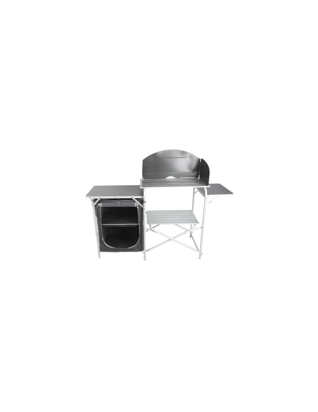 Mueble cocina aluminio midland cuisine egena totalmente for Muebles cocina online