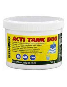 Detergente depositos de agua potable /tuberias Acti Tank Duo. Brunner