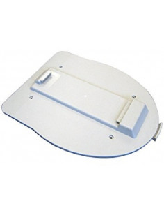 Kit de fijación de suelo para inodoro portátil Porta Potti Excellence