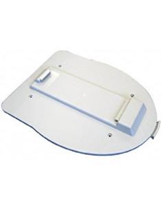 Porta Potti Excellence kit de fixação para piso de banheiro portátil