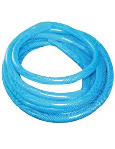 Manguera azul fexible de agua potable