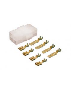 Caja conexión polarizada 4 salidas