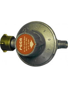 Regulador de gas de 25 a 50mbar