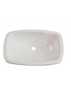 Einbauwaschbecken 48X33 blanco