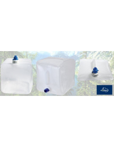 Carafe 14 litres pliable