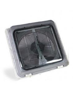 Oberlicht Fiamma Turbo Vent 160 Crystal 40 X 40 cm