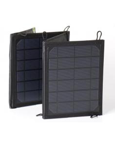 Panel solar plegable de 15 W. Carbest