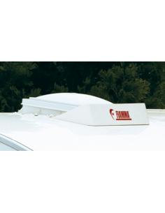 Defletor - Spoiler Spolier para clarabóia 40 x 40 cm. Fiamma