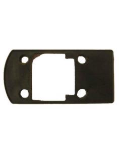 Suplemento de 10 mm para cerradura de puerta cuadrada