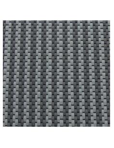 Alfombra Tapis para suelo 500gr/m PVC 300 X 600 cm Midland. gris