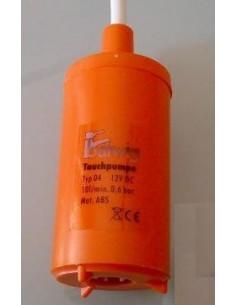 Bomba de Agua Sumergible 8 litros minuto