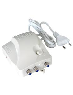 Amplificador 12v / 24v / 220v. Teleco