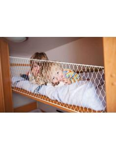 Red de seguridad para cama 0.70 x 2.10 m