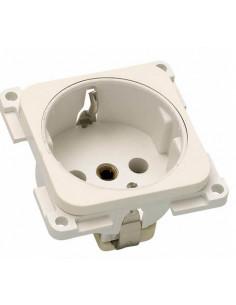 10 / 16A Stecker für 250V Steckdose. Weiß