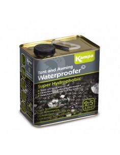 Líquido impermeabilizante 2.5L Waterproofer Kampa