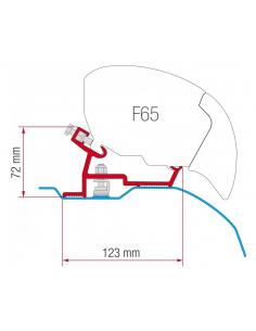 Adaptateur de store F65 pour Ducato / Jumper / Boxer après 2006