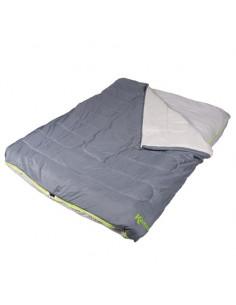 Saco de dormir 190x180cm Poulet Zenith Combi Kampa