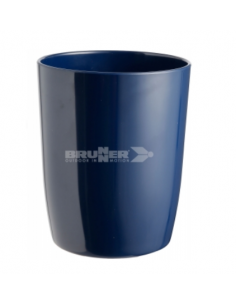 Recipiente Ø 12 x14,5 cm de melanina Blue Ocean Brunner