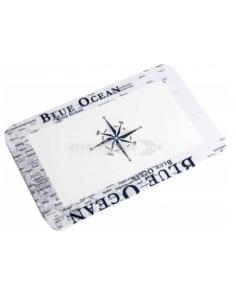 Tabla para cortar 23,5 x14,5 cm de melanina Ocean Blue   Brunner